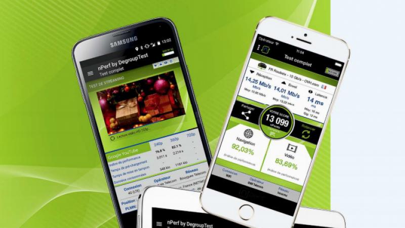 Orange numéro 1 de l'internet mobile à La Réunion en 2017, Free prend déjà la deuxième place