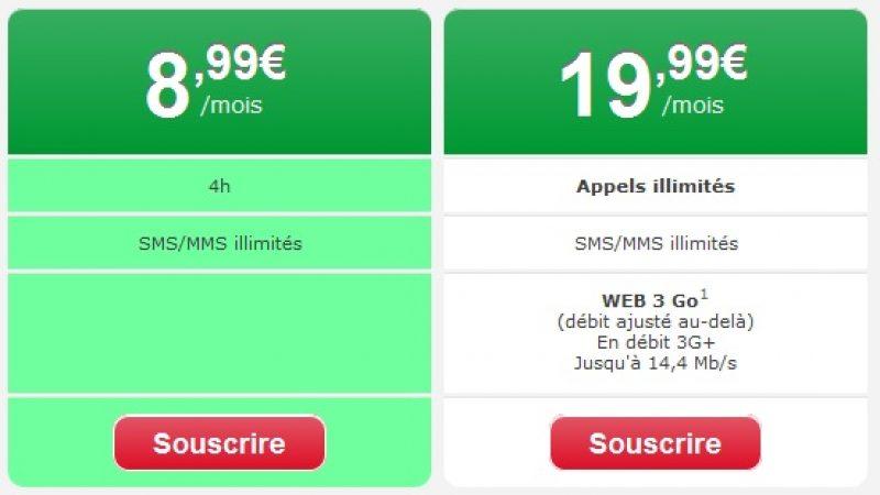 """NRJ mobile remplace ses forfaits """"Wiki"""" par les forfaits """"Woot"""" à partir de 8,99€/mois"""