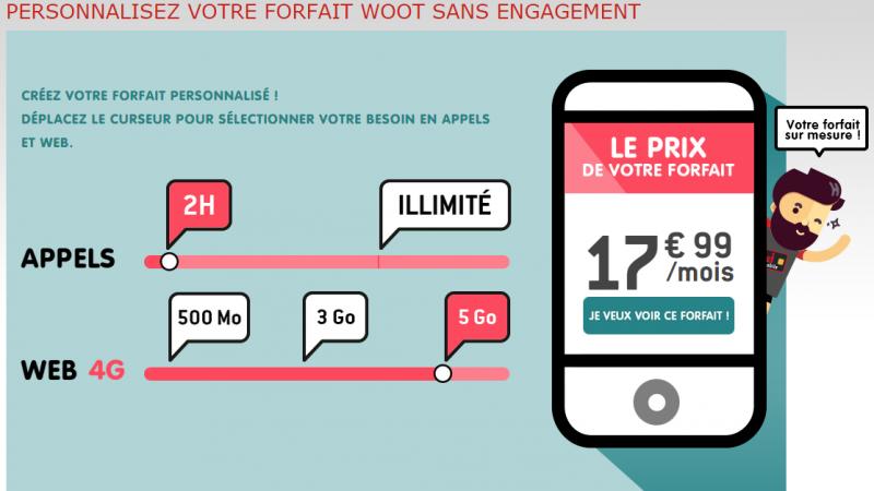 """NRJ Mobile se lance dans le forfait sans engagement """"à la carte"""""""