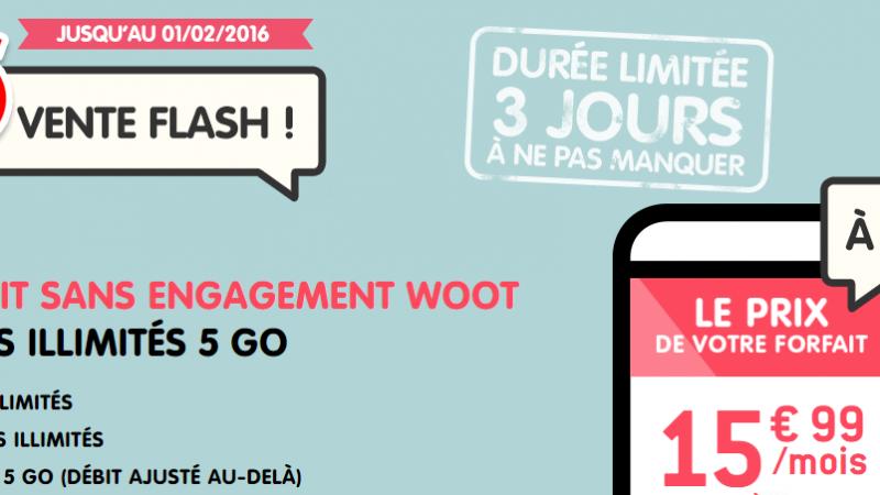 NRJ Mobile : De l'illimité et 5 Go de data pour 15.99 euros par mois