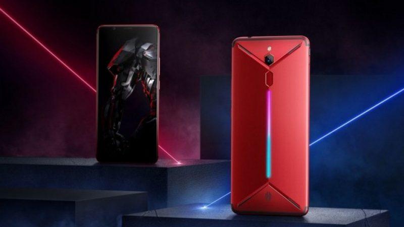 Nubia Red Magic Mars : le smartphone gamer s'aventurera en Europe