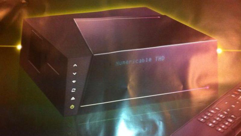 Découvrez la nouvelle box de Numéricâble en image