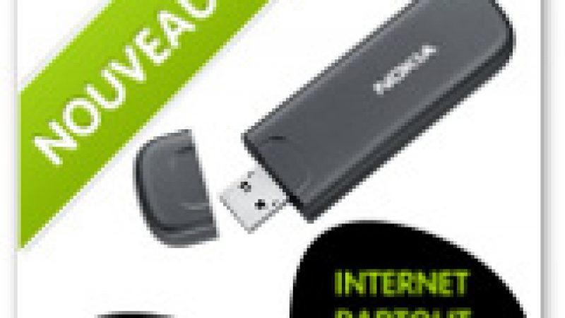 Numericable lance sa clé 3G+ « Illimité »