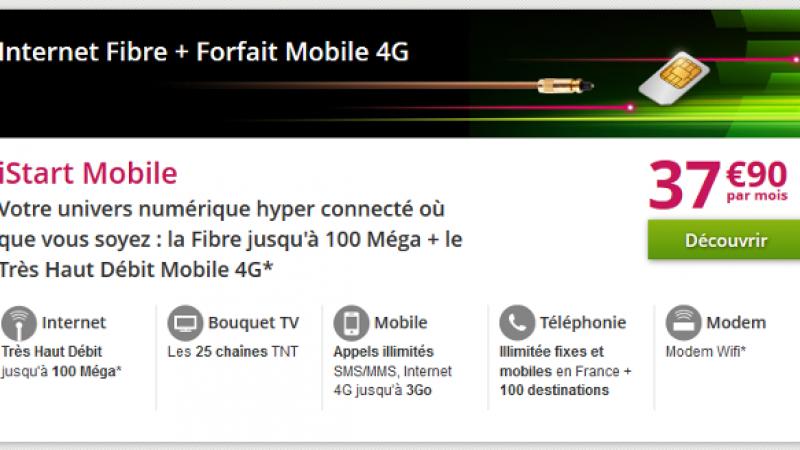 Numericable propose la 4G sans surcoût la première année, puis 9€/mois