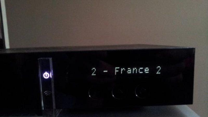 Bouygues passe de 120 Go à 320 Go la capacité du disque dur de la Bbox Sensation