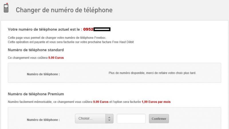 [MàJ] Free bientôt à court de numéros de téléphones fixes ?