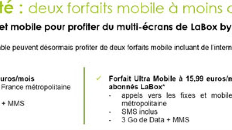 Numéricâble : premier opérateur à suivre Free Mobile sur le forfait illimité à 15,99€, enfin presque…