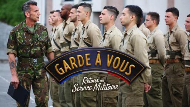 Retour au service militaire pour 19 jeunes devant les caméras de M6