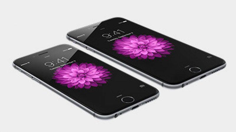 Apple met hors d'usage certains iPhone 6 et 6 Plus