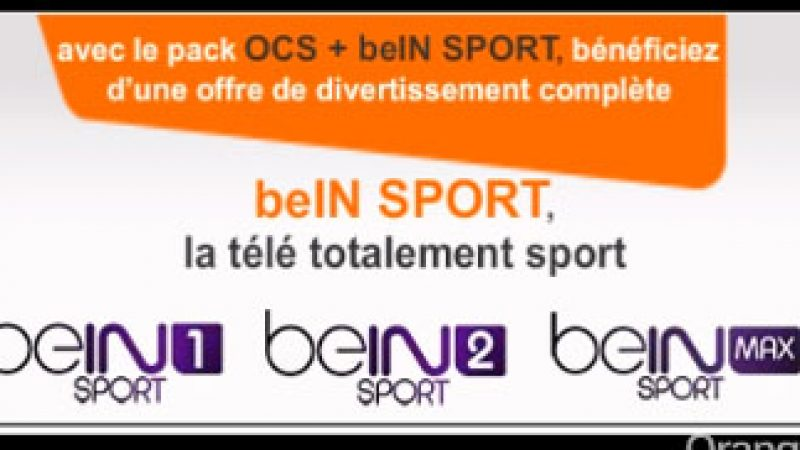 Orange lance un bouquet concurrent de Canal+ mais beaucoup moins cher