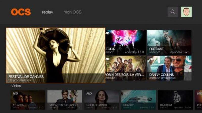 Le service OCS Go fait peau neuve sur Freebox Révolution avec de nouvelles fonctionnalités
