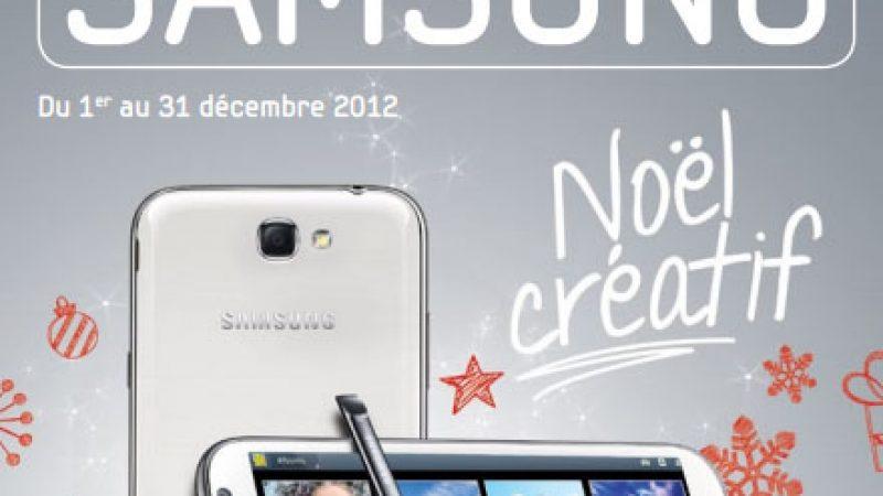 Free Mobile : L'offre de remboursement de 70€ pour le Galaxy Note II prolongée en décembre
