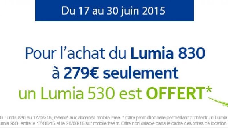 Nouveautés boutique Free Mobile : des cadeaux et un vol en Europe offert