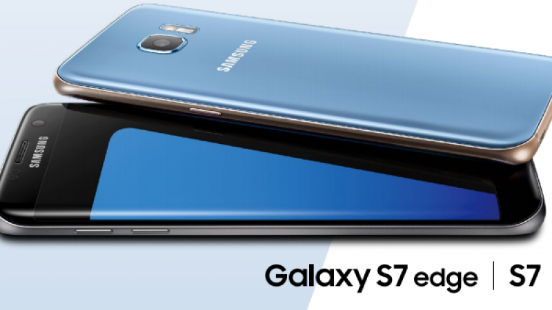 Free Mobile propose désormais le Galaxy 7 Edge en Bleu Corail