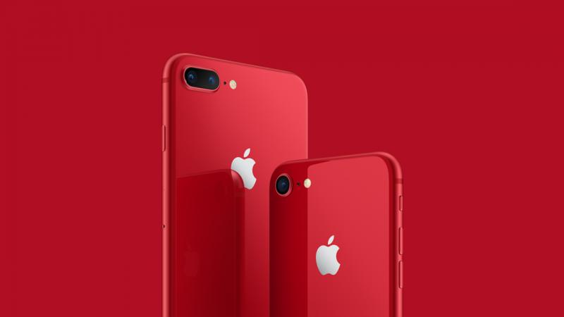 L'iPhone 8 rouge débarque dans la boutique Free Mobile
