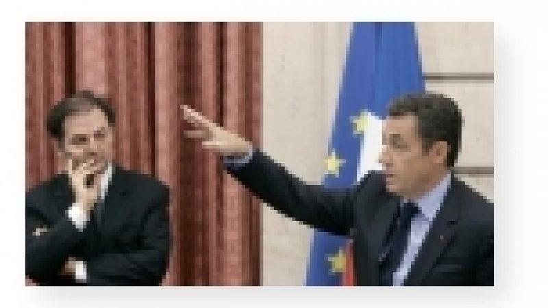 Piratage : Discours de Nicolas Sarkozy
