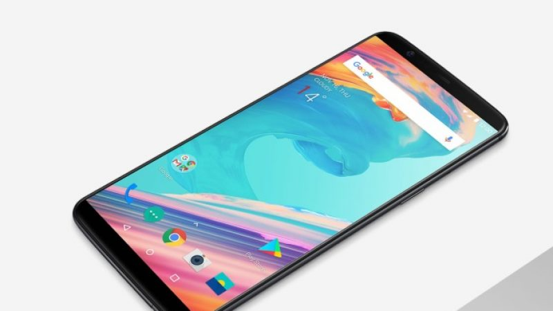 Débarquement imminent d'Android 9.0 sur les OnePlus 5 et 5T