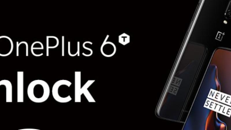 Le OnePlus 6T est enfin officiel et il frappe fort