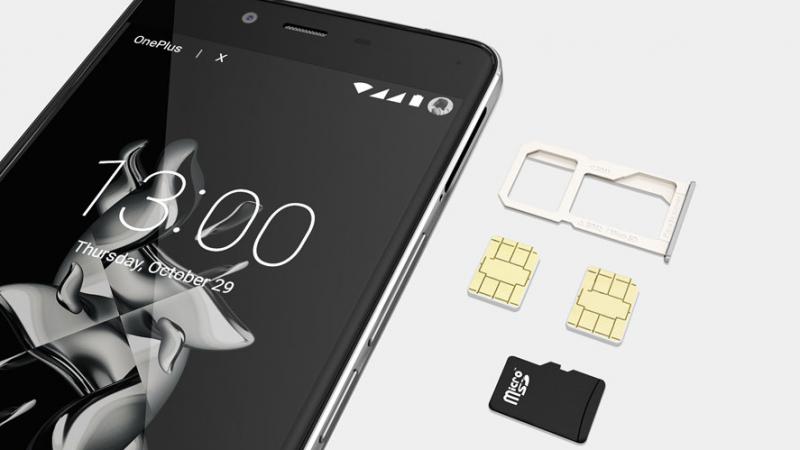 OnePlus a officiellement dévoilé le OnePlus X