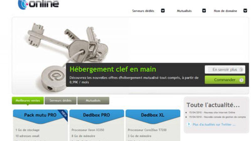 Free regroupe ses activités d'hébergeur et lance un nouveau site