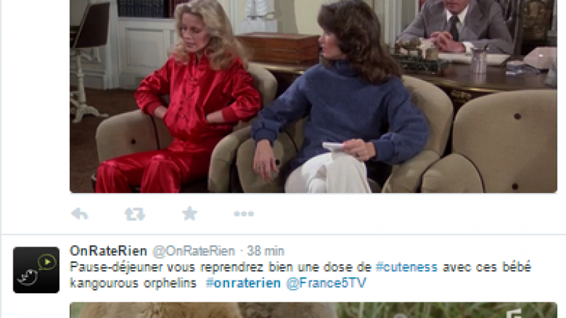 #OnRateRien : un marathon du tweet pour LaBoxTv by Numericable