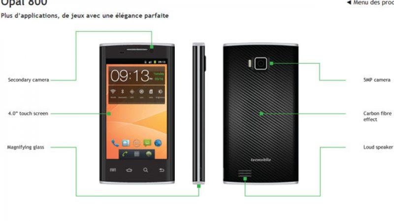Un nouveau fabricant de téléphones en négociation avec Free