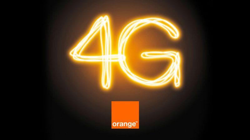 Orange  annonce couvrir 95% de la population en 4G