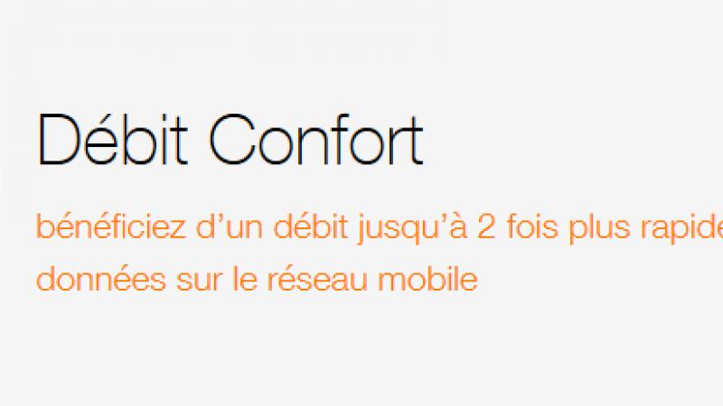 Débit Confort ou l'internet à deux vitesses by Orange : « un débit jusqu'à 2 fois plus rapide » pour certains clients…