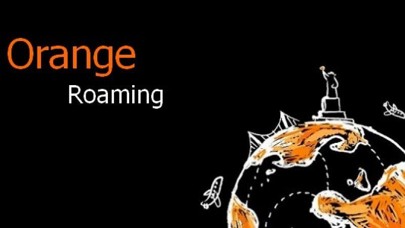 Fin du roaming : Orange réplique à Free et va permettre à ses abonnés d'utiliser leur forfait en Europe comme en France