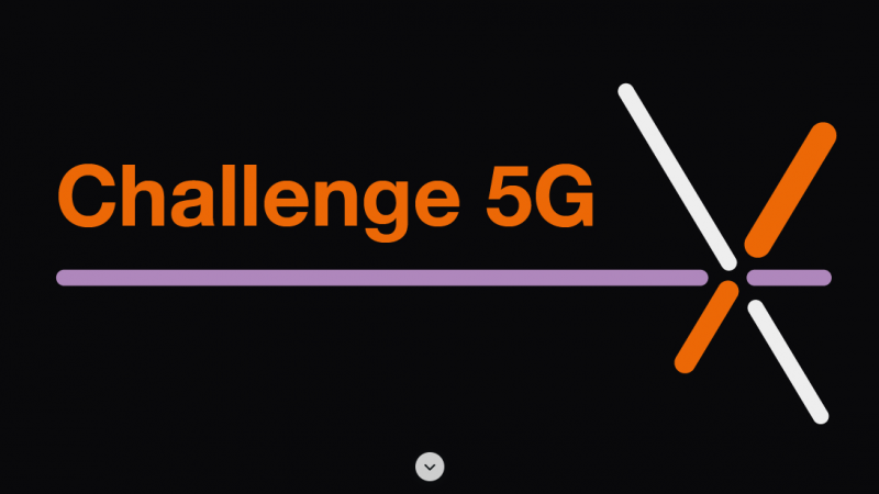 "Orange lance son ""Challenge 5G"" à destination des startups"