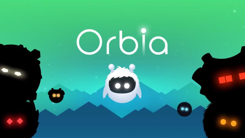 Test d'Orbia sur la Freebox Mini 4K, un très beau jeu de réflexes