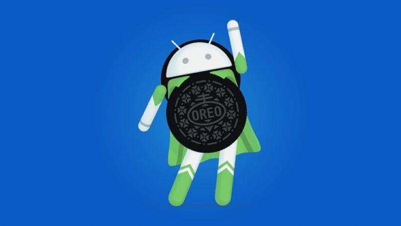 Android : moins de 5% des terminaux tournent sous Oreo