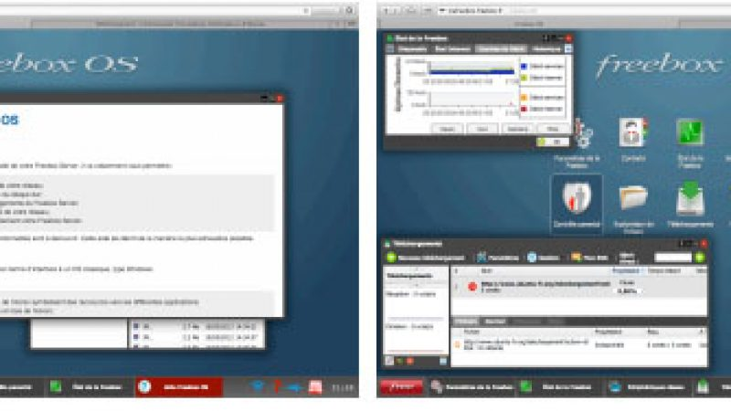 Freebox OS et Freebox Compagnon : Le communiqué de presse de Free