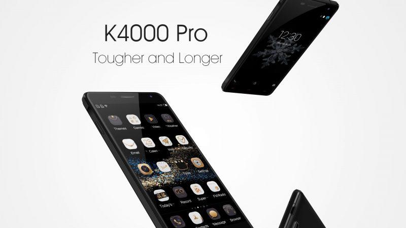 Oukitel K4000 Pro, le smartphone qui fait le buzz grâce à son écran ultra-résistant