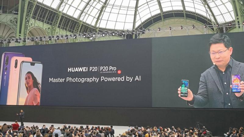 Le tout nouveau Huawei P20 sera proposé en précommande dès demain chez Free