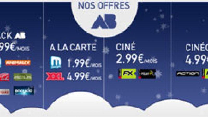 Freebox TV : Le pack AB Cinéchoc passe à 11,99 euros