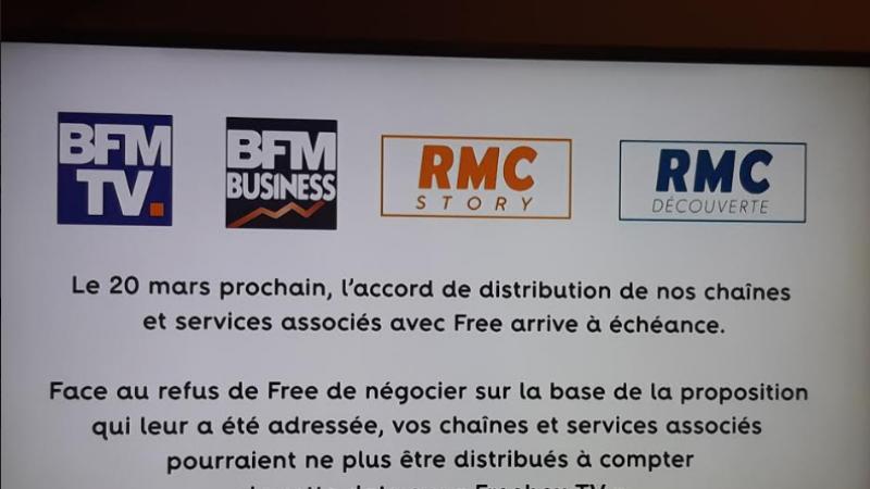Si BFM TV se retire de Freebox TV, quelle solution allez-vous adopter ?