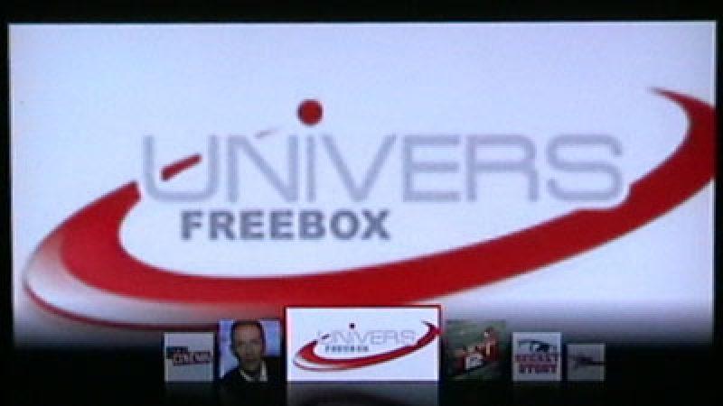 Nouveau : Lancement du diaporama photo sur la Freebox HD (Vidéo)