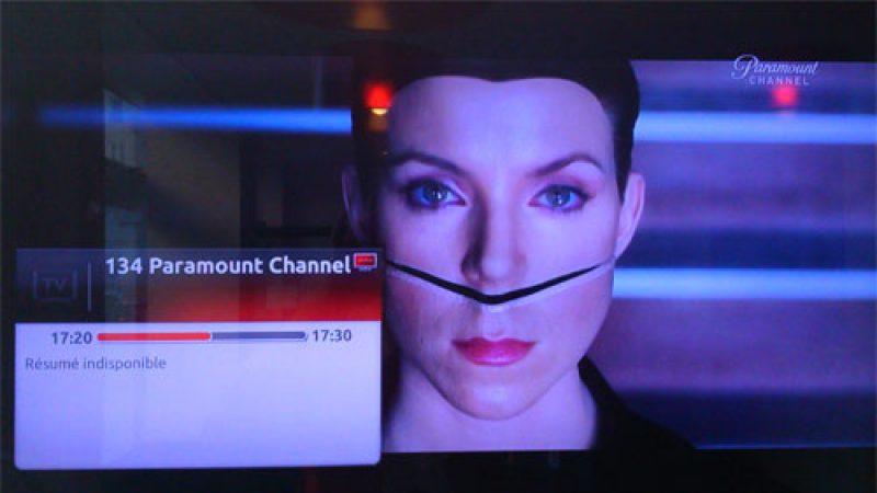 La nouvelle chaîne Paramount Channel déjà arrivée dans la zapliste de Freebox TV