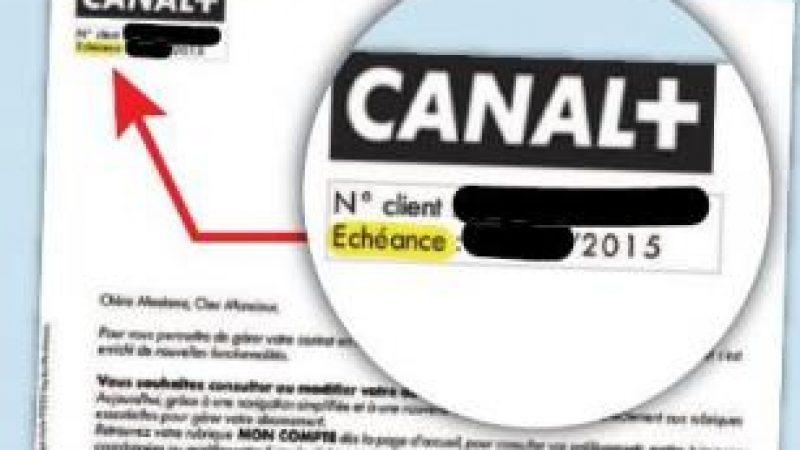 Canal+ va modifier ses méthodes décriées concernant la résiliation, sous la pression du gouvernement