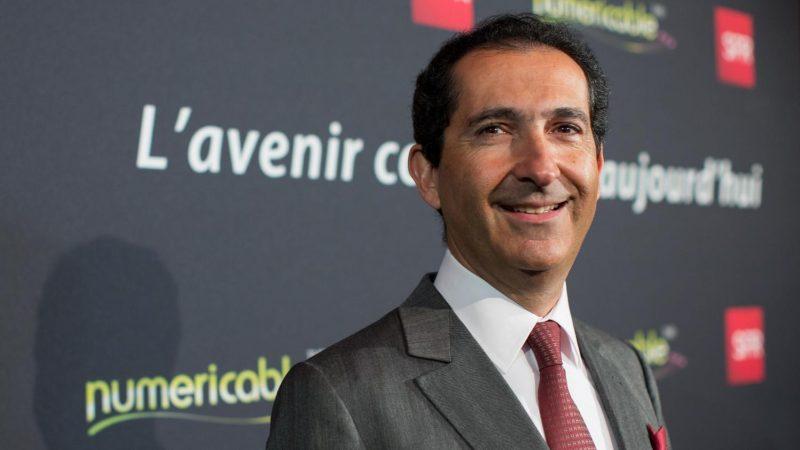Le groupe Altice, de Patrick Drahi, a doublé sa dette en deux ans pour atteindre près de 50 milliards d'euros à la fin de l'année