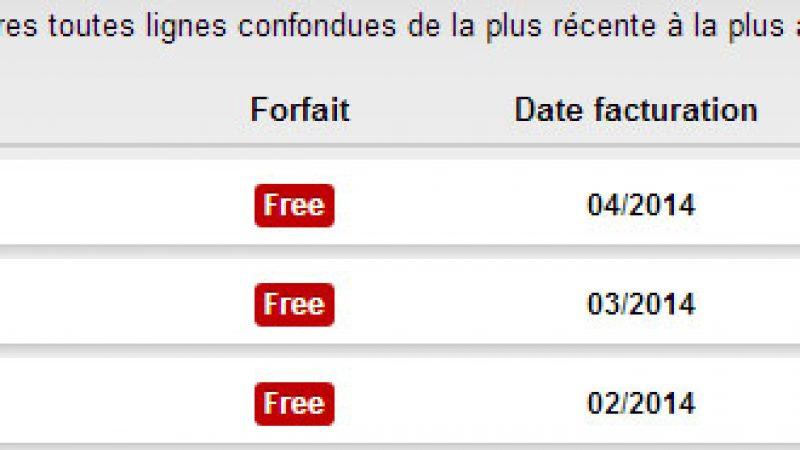 Free Mobile : retard dans l'édition des factures de mai