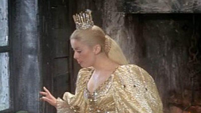 [Film] Peau d'âne, de Jacques Demy
