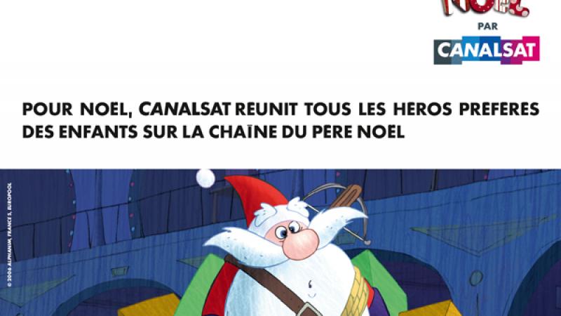 La Chaîne du Père Noël est arrivée dans la Zapliste de Freebox TV (Crystal)