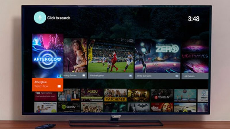 Philips va intégrer Android sur presque tous ses téléviseurs dès 2015