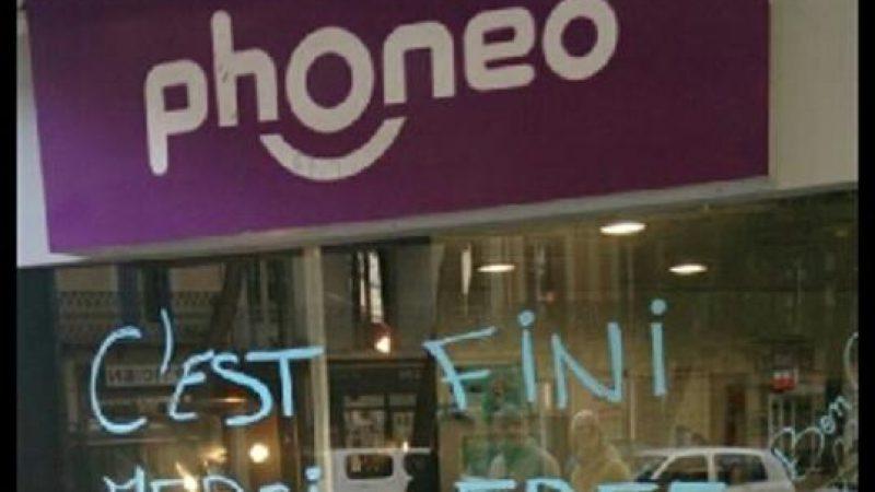 Une boutique de téléphonie ferme ses portes et accuse Free