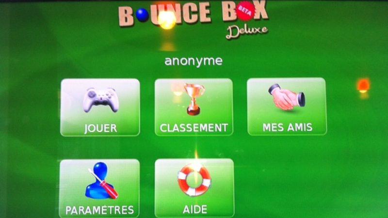 Bounce Box Deluxe version Bêta : Le jeu en ligne prend un coup de pinceau
