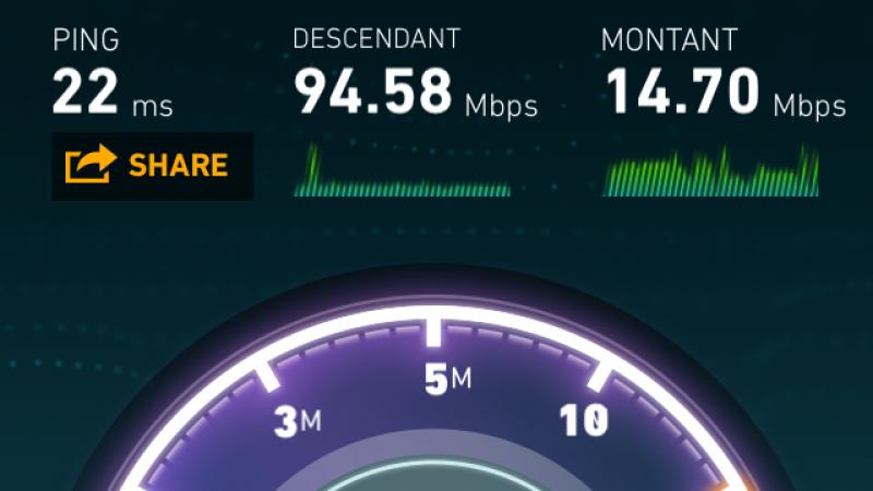 4G Free Mobile: Nouveau record battu à Nancy