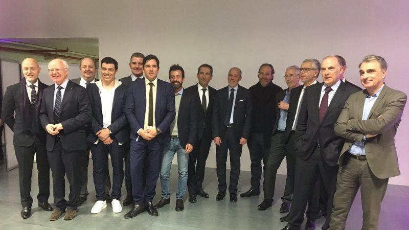 Clin d'œil : photo de famille pour Xavier Niel, Patrick Drahi et les autres responsables des opérateurs télécom
