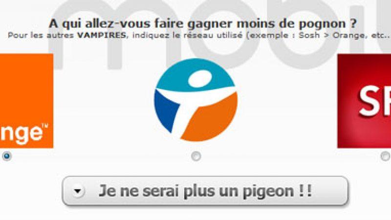 « Je me casse chez Free» : Le site des anciens pigeons des opérateurs mobile